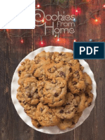Holiday 2015 Cookiesfrom Home Catalog