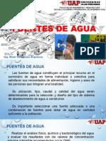 Clase 6_Fuentes de Agua