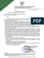 Panggilan Prajabatan CPNS Tahap II