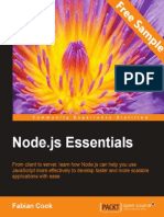 Node.js Essentials - Sample Chapter