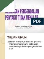 Kebijakan pengendalian PTM.mercure.ppt