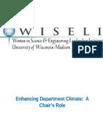 Wiseli Climate