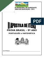 II Apostila Prova Brasil(9º Ano)