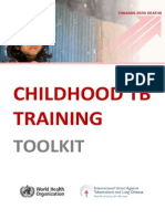 Child TB Training Toolkit Web