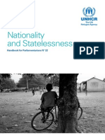 Nationality and Statelessness
