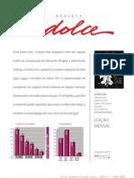 Tabela Revista Dolce Mensal 2008