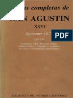 San Agustin - 26 Sermones 06