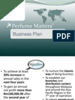 Proposal Perfume Matters