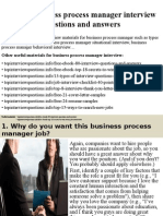 business process manager  interviewquestionsandanswers 150413213438 Conversion Gate01