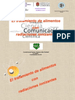 HUGO MARTIN ATOMICA CORDOBA APOYO VINCULAR 2015 - CNEA - CONFERENCIA EDUCATIVA IRRADIACION ALIMENTOS LAS VARILLAS
