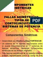 COMPONENTES SIMÉTRICAS 2010