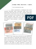 Az Alkalmazott Narratológiai Műhely Könyvsorozata a Népmesei Hagyományról