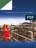 Global Status CCS 2015 Summary