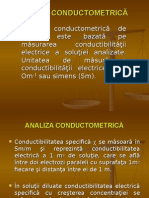 Conductometria