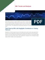 Aranca | QFI Trading at TASI