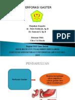 273943131 Powerpoint Perforasi Gaster
