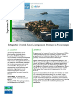 Integrated Coastal Zone Management Strategy in Montenegro