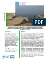 Regional Project for the Development of a Mediterranean Marine and Coastal Protected Areas Network