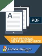 Ebooks2go Self-Publishing Guide