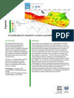 Vulnerability Mapping of Karst Aquifers in Croatia