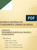 Evolução Do Urbanismo Em São Paulo