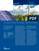 Sustainable Energy Technology - Delft