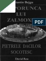 Constantin Bejgu - Din porunca lui Zalmoxe pietrele dacilor socotesc.pdf