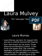 laura mulvey - the male gaze