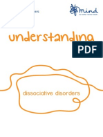 Understanding Dissociative Disorders 2013