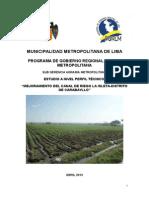 Perfil La Isleta Abril 2013