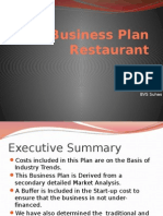 Businessplan- To Mam