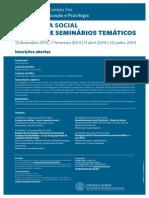 cartaz 3 ciclo de seminariostematicos pedagogia social2