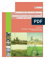 TGM Comman Hazardous Waste Treatment 010910 NK