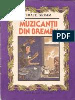 Fratii Grimm - Muzicantii din Bremen (ilustratii de Vasile Olac).pdf