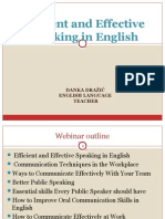 Efficient+and+Effective+Speaking+in+English