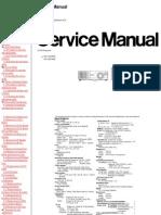 Panasonic Ptae700 Service Manual