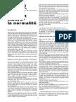 FHAR - Rapport contre la normalité