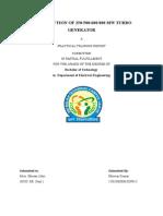 BHEL Vocational Training Report