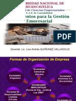 Documentos Gestión Empresarial