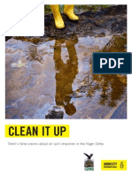 Clean It Up - Rapport