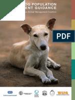 Humane Dog Population Management Guidance English