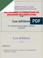 Diapositiva Los Arbitros