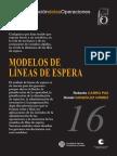 Lineas Espera