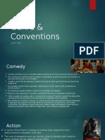 my documentsgenre   conventions