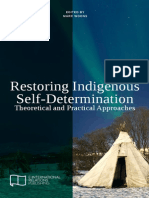 Restoring Indigenous Self Determination New Version E IR (1)
