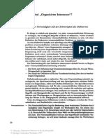 """Alemann, Ulrich Von 1989 - Was Sind """"Organisierte Interessen"""","""