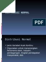 Distribursi