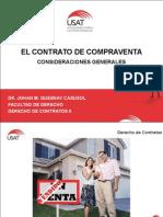 Docencia - Compraventa 01. Consideraciones Generales