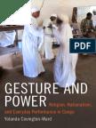 Gesture and Power by Yolanda Covington-Ward