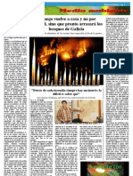 Incendios Forestales a Chave 2006